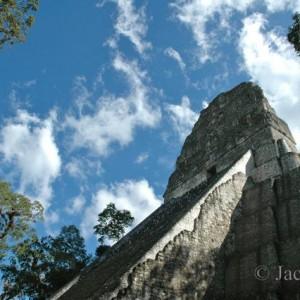 Guatemala: Tikal Temple I, 2006