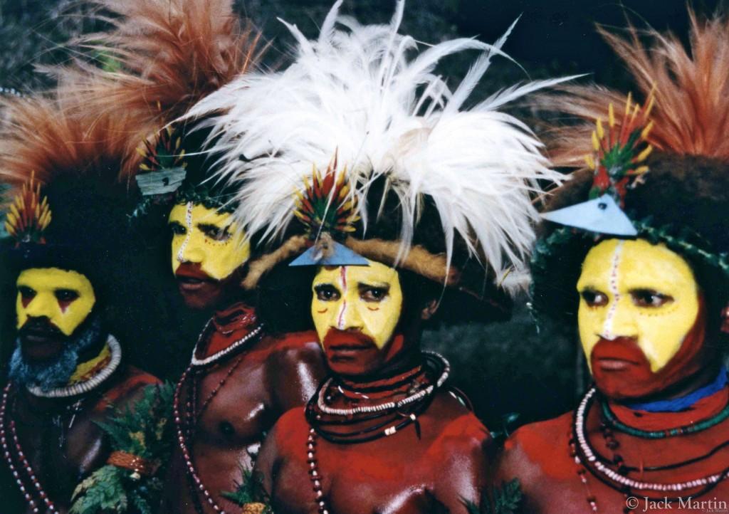 Huli Wigmen. 2000