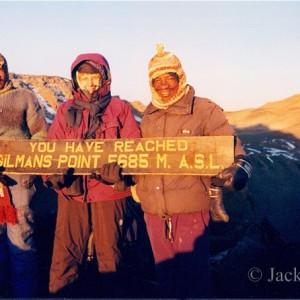 Mt. Kilinmajaro,1997