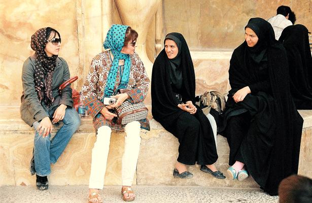 Americans--Esfahan