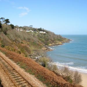 Cornwall train track